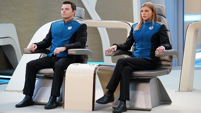 The Orville 02x07 : Deflectors- Seriesaddict